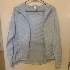 Zella rain running jacket
